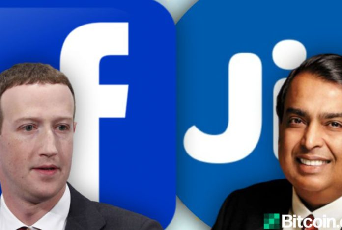 Facebook Buys Stake in Reliance Jio — How the Deal