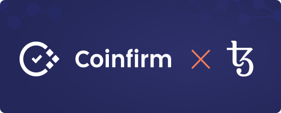 Tezos and XTZ now have AML compliance solution through Coinfirm