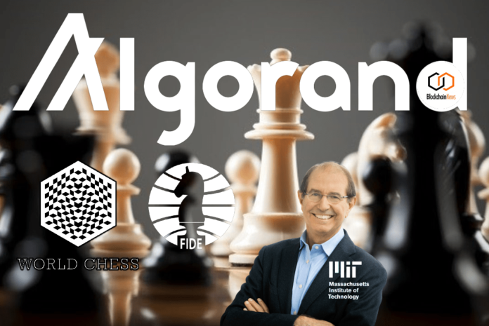 algorand chess digital