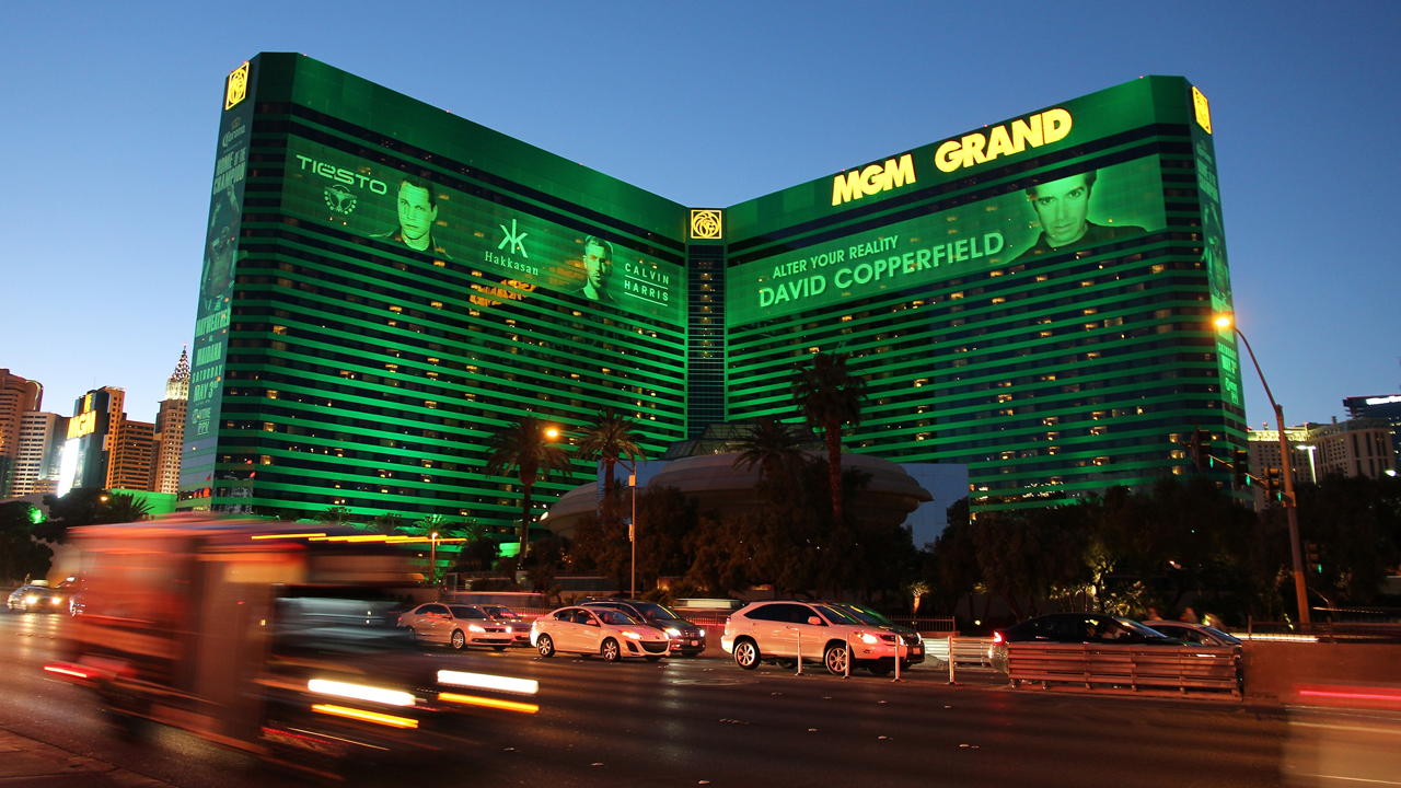 142 millones de hackers invitados intentaron vender MGM Grand Data