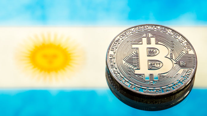 14M in Bitcoin Transactions New High for Argentina as Confidence