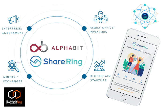 sharing alphabit backing investment vc support travel fund sharing economy sharing economy