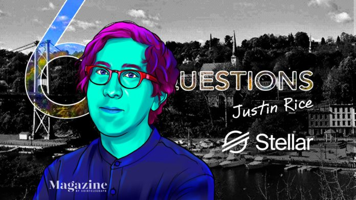 6 Questions for Justin Rice of Stellar Development Foundation –