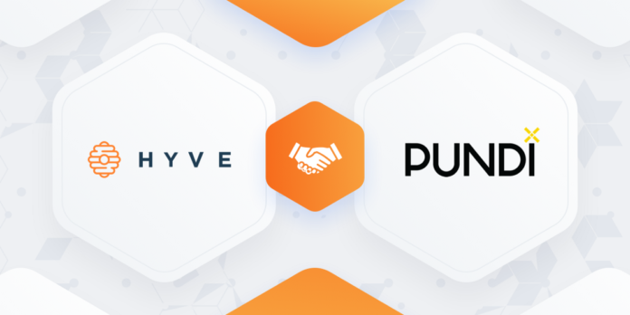 Decentralized autonomous task marketplace HYVE collaborates with Pundi X in