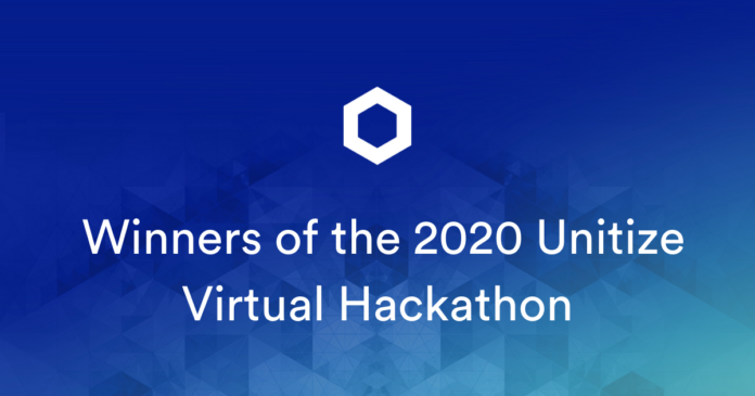 Virtual Hackathon Winners