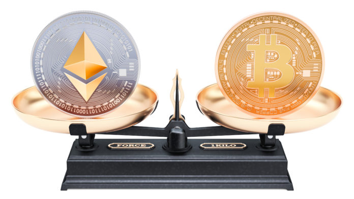 Cumulative Ethereum Transaction Fees in 2020 Supersede Bitcoins by a