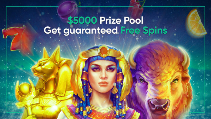 Exclusive Casino Tournament with 5000 Prize Pool Begins at Bitcoin