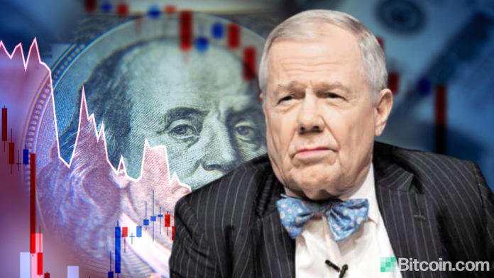 Jim Rogers Predicts End of Dollar Dominance as US China Tensions