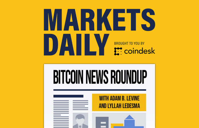Markets Daily Front Page Adam Lyllah