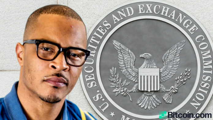 Rapper TI Cryptocurrency Fraud Charged and Fined 75000 by SEC