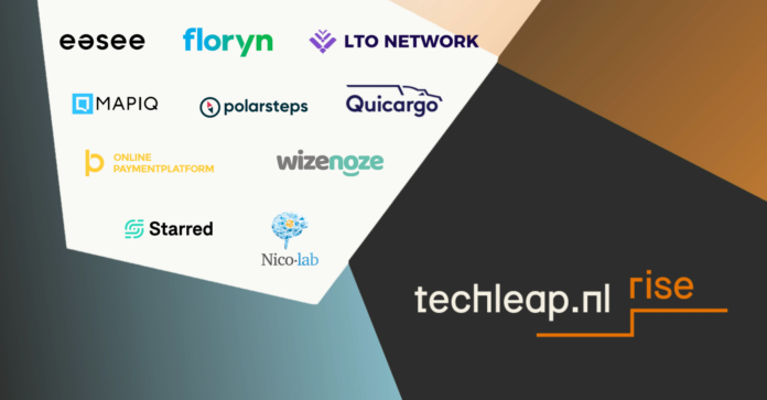 Techleap Rise LTO Network