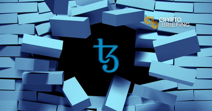 tezos price analysis