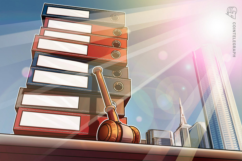 Abramoff linked crypto firm says SEC has no case against it