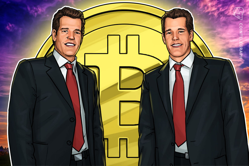Bitcoin price rise to 500k is inevitable Winklevoss twins say