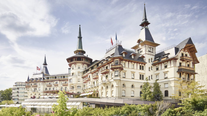 Hotel Bitcoin ATMs on the Rise With Addition of Swiss