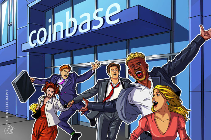 The curious case of Coinbase — employees driven out by