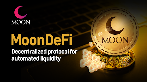 Introducing MoonDeFi a New Part of Decentralized Finance