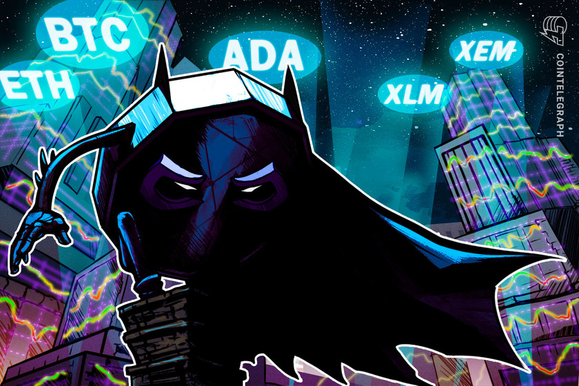 Top 5 cryptocurrencies to watch this week BTC ETH ADA