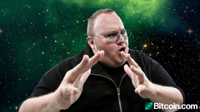 Kim Dotcom Discusses the Swelling Crypto Economy and His Plans