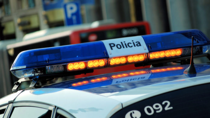 Spanish Police Detain Four People Allegedly Involved in a 15M