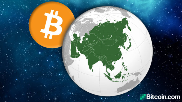 Asias Cryptocurrency Landscape the Most Active Most Populous Region Has