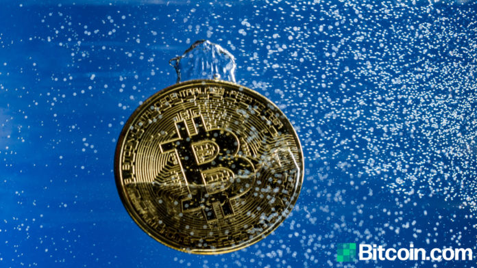 Bearish Outlook as Bitcoins Seven Day Average Sinks 25 ADA Shines