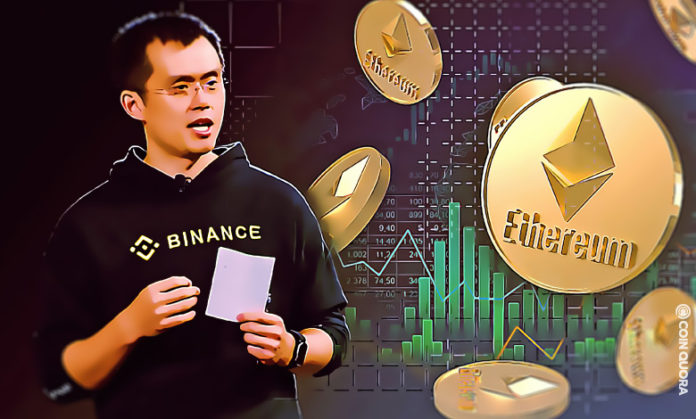 Binance CEO Says Ethereum is For The Rich Guys