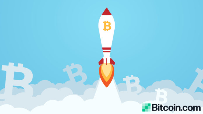 Bitcoins Watershed Moment Crypto Asset Commands a 1 Trillion Market