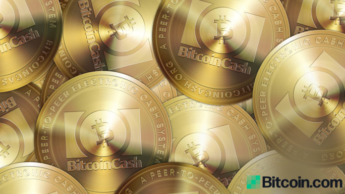 Bitcoms Daily Volume for Bitcoin Cash Options Doubled Every Day