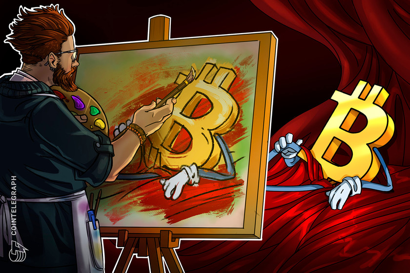 Cointelegraph commemorates Bitcoin hitting 50K with an exclusive NFT