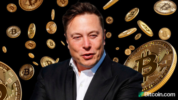 Elon Musk Supports Bitcoin Says BTC on the Verge of