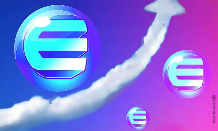 Enjin Coin Goes to a New All Time High as NFTs Get More Popular