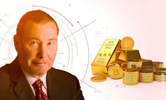 Famous Gold Investor Thinks BTC Looks Like a Better Investment