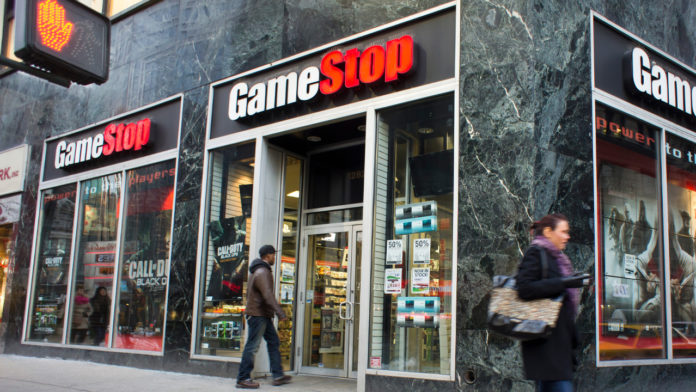 Gamestop Shares and Reddit Fueled Stocks Plummet Crypto Fans Say
