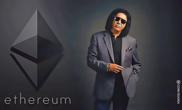 Gene Simmons Gains 1.376M After 300K ETH Purchase