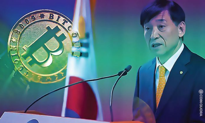 Korean Bank Executive Says BTC Lack Intrinsic Value