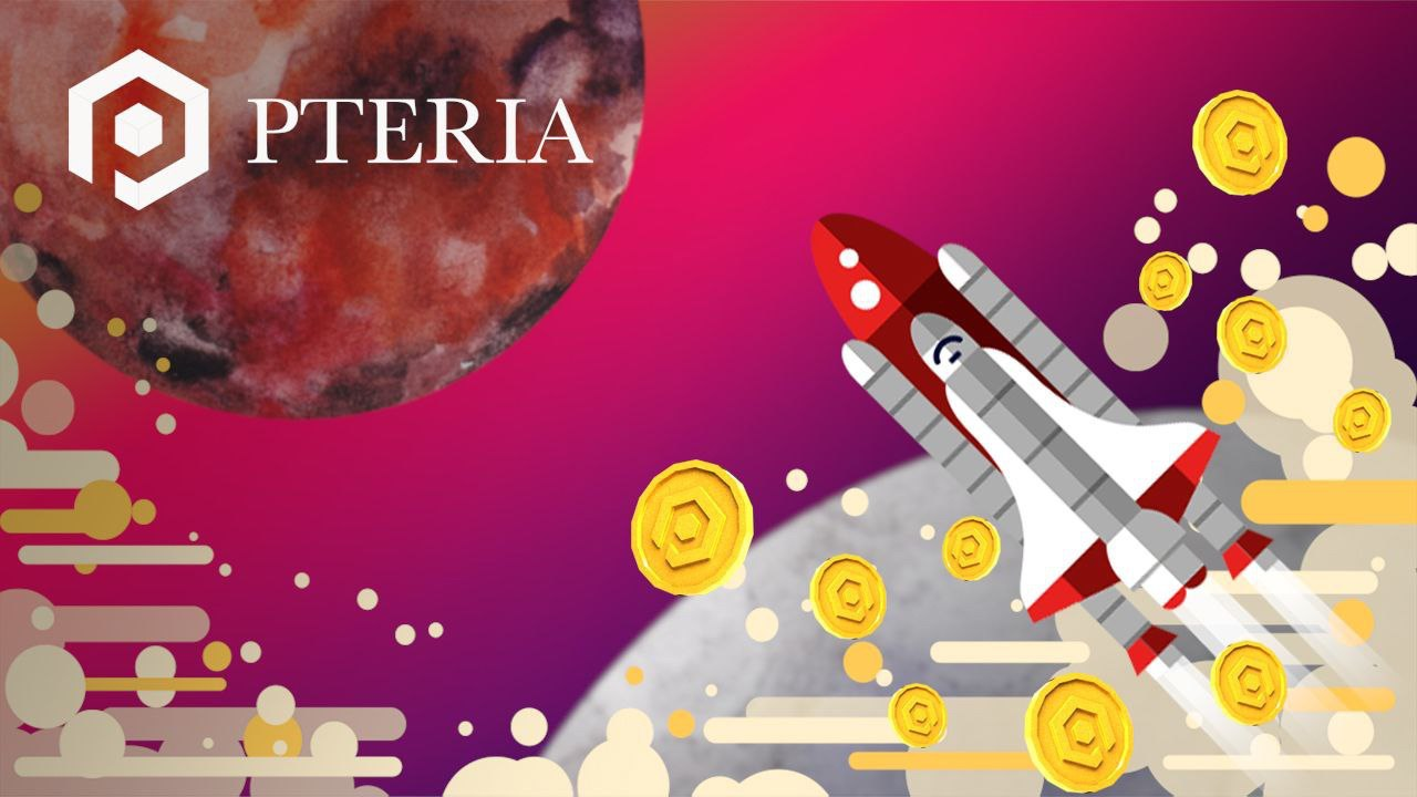 PTERIA to Mars Celebrates a New All Time High –