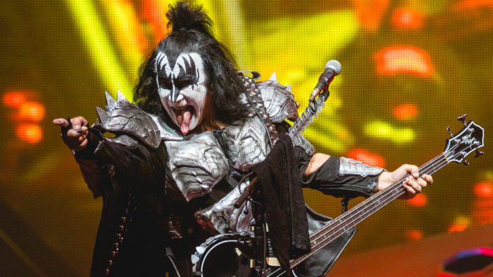 Rockstar and Kiss Bassist Gene Simmons Tells Fans He Bought
