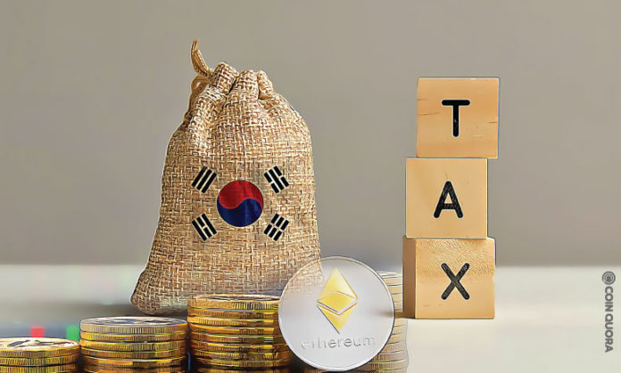 South Korean Crypto Investors Will Face 20 Tax on 2022