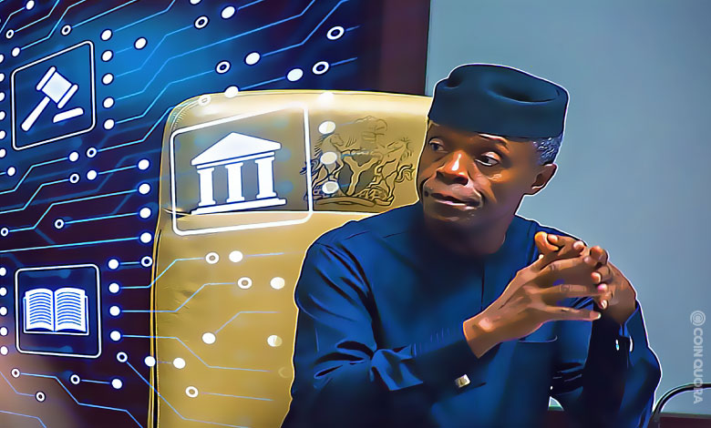 Vice President of Nigeria Voices His Support For Crypto