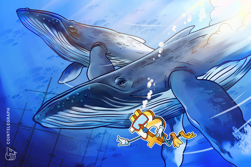Whales offloaded 140K Bitcoin this month Glassnode