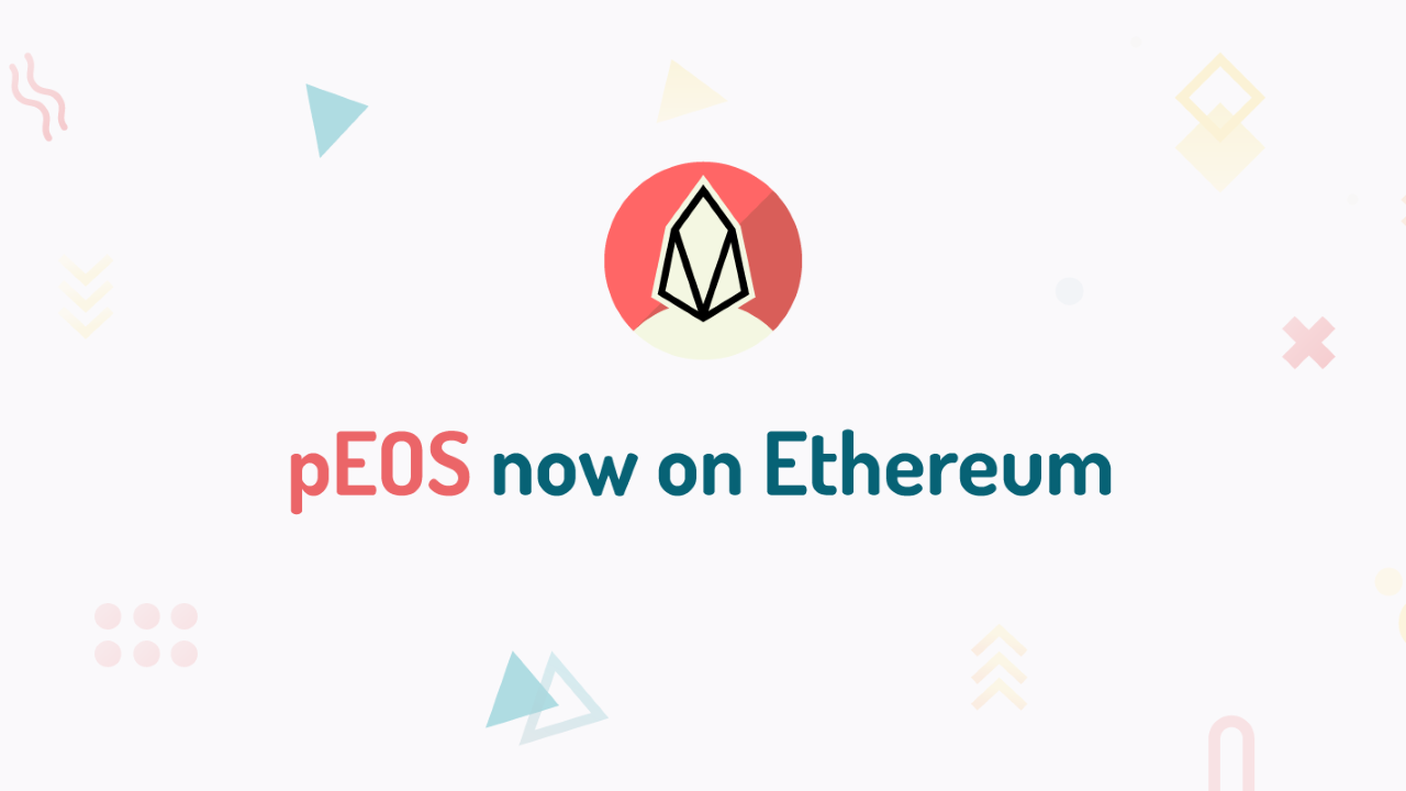 pNetwork Launches Wrapped EOS on Ethereum to Connect the Two Biggest DeFi Ecosystems