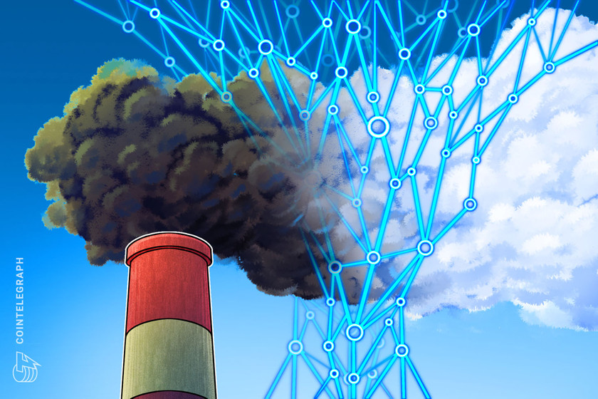 'Existential threat to Bitcoin investing companies from carbon fallout