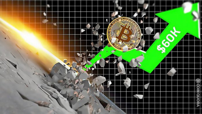 BTC Bounces Back to 60K Thanks to Morgan Stanley US FED