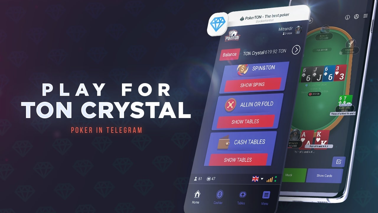PokerTON on Telegram: Game Community Reaches 85,000 in 2020 and Continues to Grow Rapidly