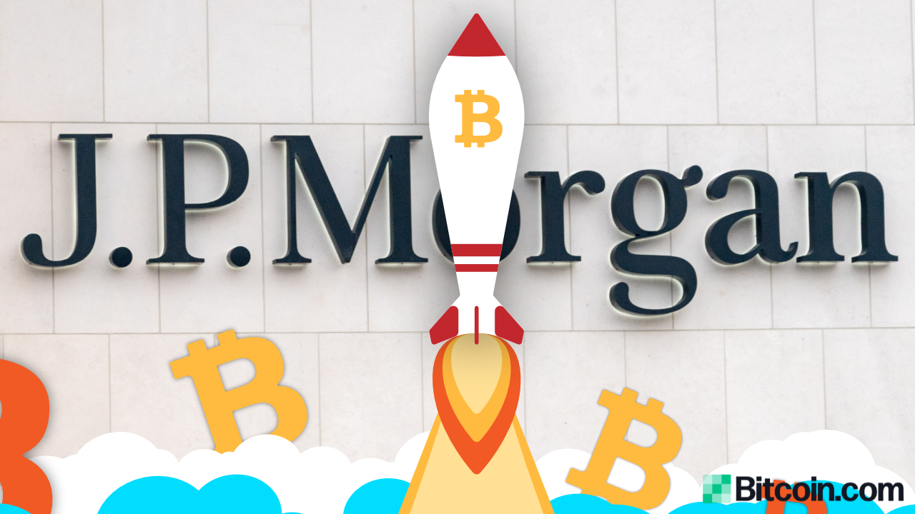 JP Morgan Launching Crypto Investment Product Tracking Public Company Stocks With Bitcoin Exposure