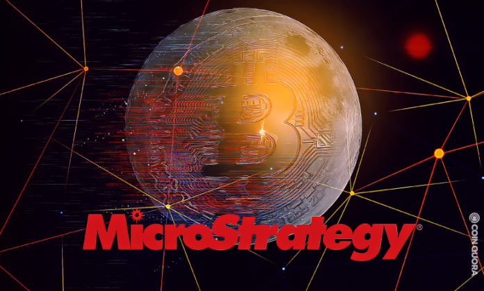 Microstrategy Buys More Bitcoin Again 205 BTC in Total