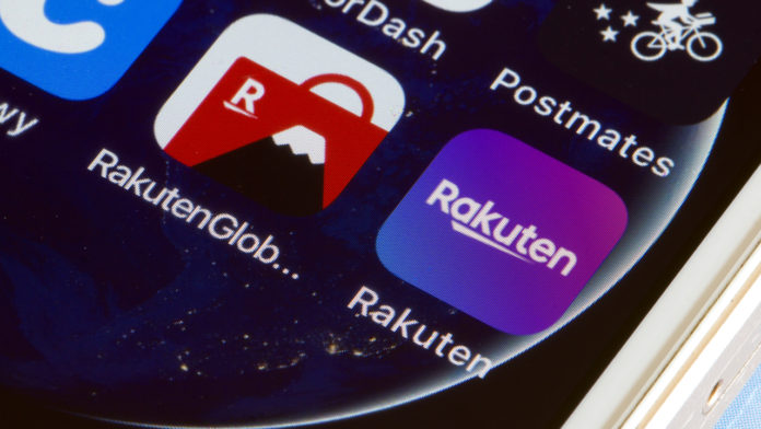 Online Retail Giant Rakuten Allows People to Load Payment App