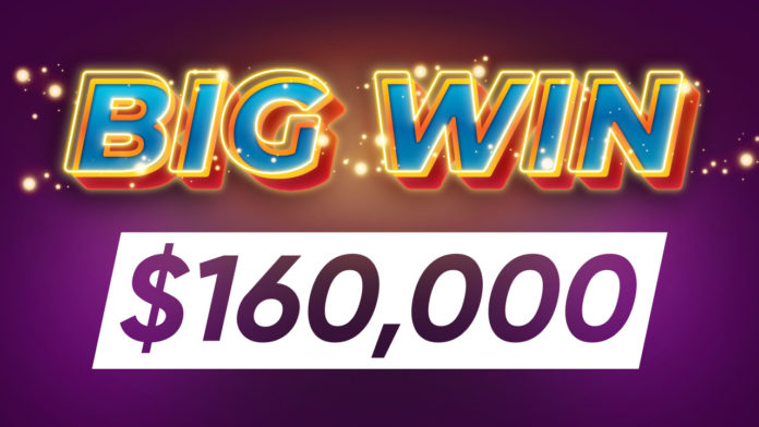 Winner Cashes Out 160000 from Bitcoincom Games with a 13870x