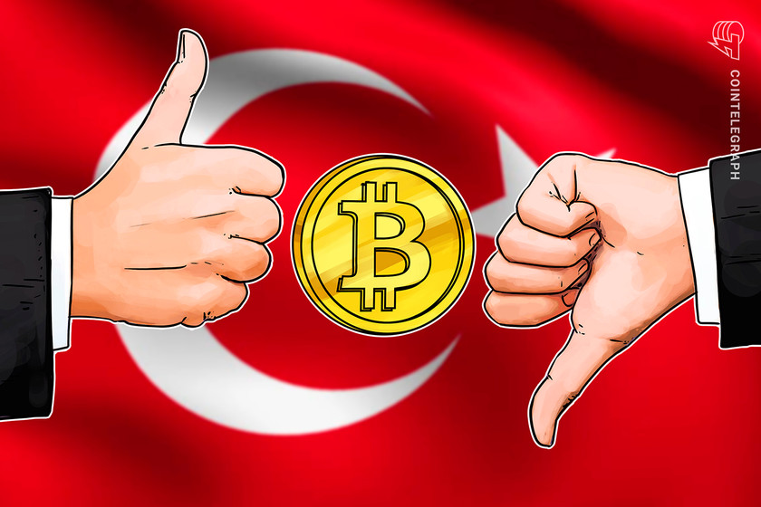 Bitcoin caught in the crossfire as Turkish opposition leader voices